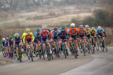 Hog Hill (Redbridge) at the Women's Team Series